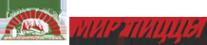 Логотип компании Мир пиццы