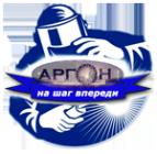 Логотип компании Аргон