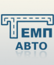 Логотип компании Темп-авто