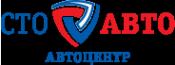 Логотип компании СТОАВТО официальный дилер Chery Geely