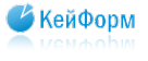 Логотип компании КейФорм