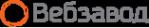 Логотип компании Вебзавод