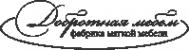 Логотип компании Добротная мебель