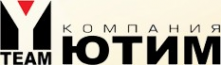 Логотип компании Ютим