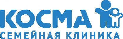 Логотип компании Косма