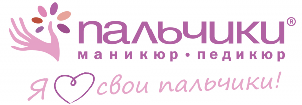 Логотип компании Пальчики