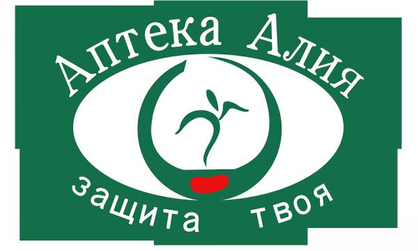 Логотип компании Алия-Фарм