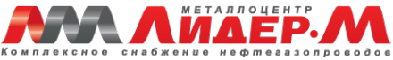 Логотип компании Металлоцентр Лидер-М