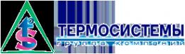 Логотип компании Термосистемы