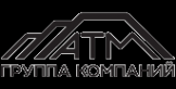 Логотип компании АТМ-Строй