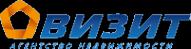 Логотип компании Визит