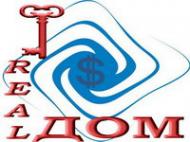 Логотип компании РеалДом