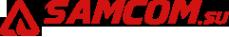 Логотип компании SAMCOM