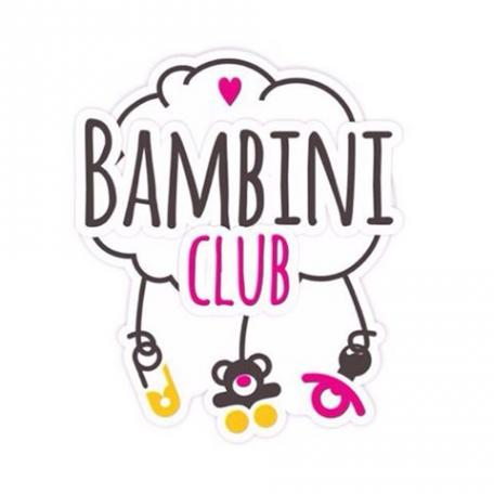 Логотип компании Bambini-club
